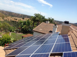 Pacelli Residence Solar Installation