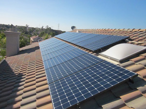 Smith Residence Solar Installation