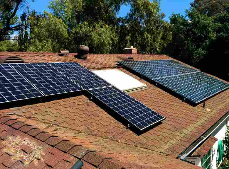 O'Leary Residence Solar Installation